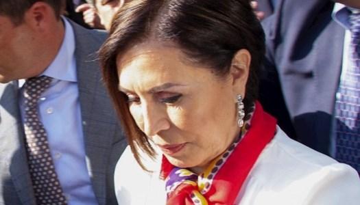 Pide Rosario Robles amparo para descongelar sus cuentas