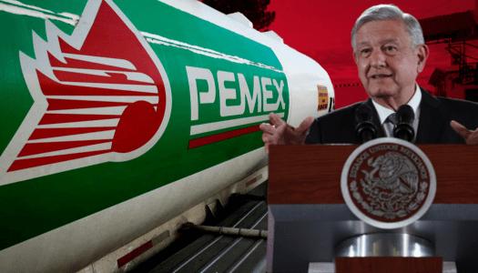 Con AMLO, Pemex logra refinanciar más de  20 mil mdd y reducir su deuda