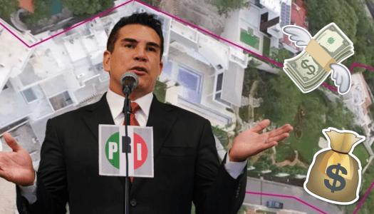 """FGR lo investiga por enriquecimiento ilícito; """"Alito"""" se hace la víctima"""