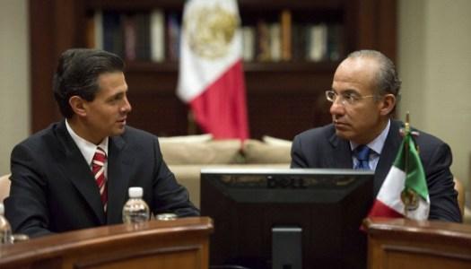 SAT de EPN perdonó evasiones de 85 grandes contribuyentes de Calderón