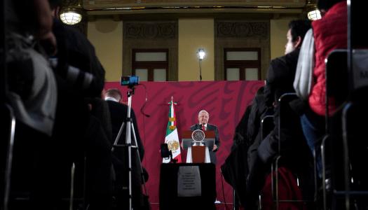 Conferencia de prensa mañanera de AMLO (18/10/2019) | En vivo