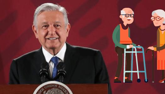 """AMLO se opone a aumentar edad de jubilación: """"es una medida neoliberal"""""""