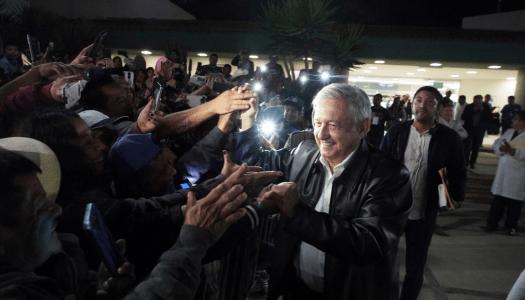 Conferencia de prensa mañanera de AMLO (14/10/2019) | En vivo