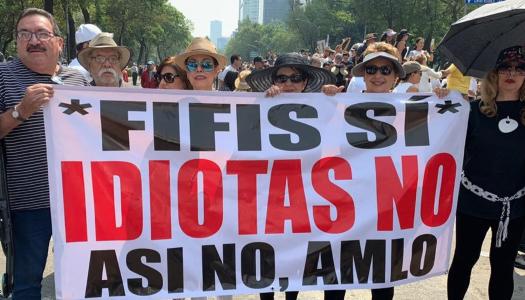 """Derecha marchará contra AMLO porque """"controla"""" la Suprema Corte"""