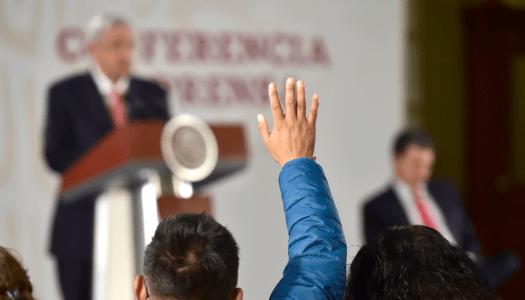 Conferencia de prensa mañanera de AMLO (19/11/2019) | En vivo