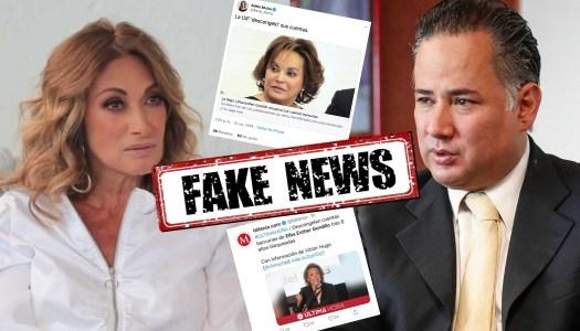 Milenio y Adela Micha inventan mentira y Santiago Nieto los hace trizas