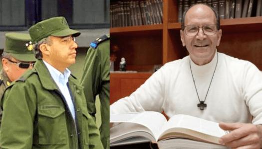 Estalla Felipe Calderón y agrede al Padre Solalinde