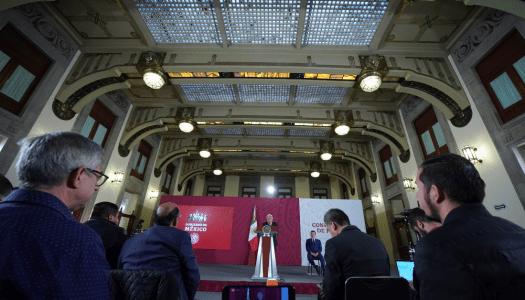 Conferencia de prensa mañanera de AMLO (3/12/2019) | En vivo