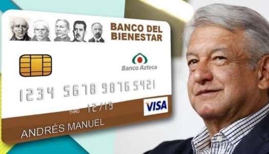 AMLO va con el Banco del Bienestar; construirá mil 350 sucursales