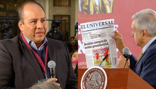 El Universal quiere ridiculizar a AMLO y él los pone en su lugar