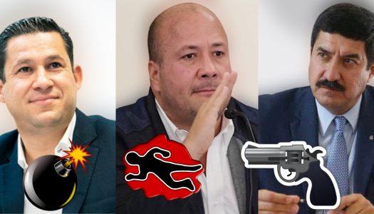 Gobiernos del PAN, PRI y MC lideran lista de homicidios dolosos