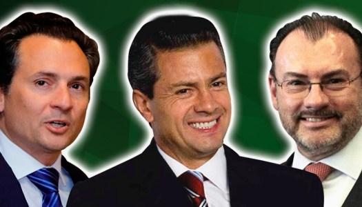 Videgaray y Peña Nieto, detrás de los desvíos de Lozoya en Pemex