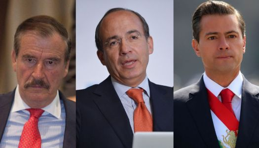 Tiemblen ex presidentes, que ya huelen a cárcel