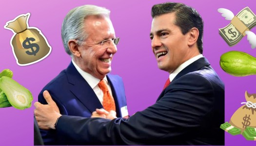 Comprueban chayote a López Dóriga; le pagaron 290 millones por elogiar a EPN