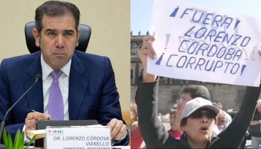 Lorenzo Córdova logra juntar más de 44 mil firmas… en su contra