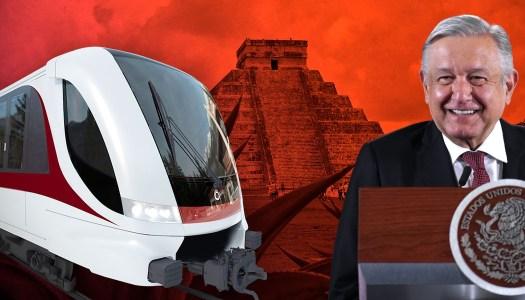 Tren Maya: el arma de combate de AMLO contra el neoliberalismo