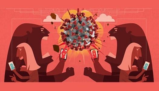 Odios, tensiones y conflictos: el contagio emocional del coronavirus