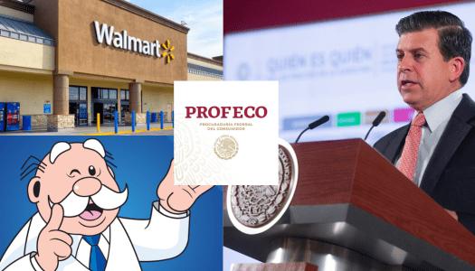 Gobierno de AMLO va contra Wal-Mart y Dr. Simi por especuladores