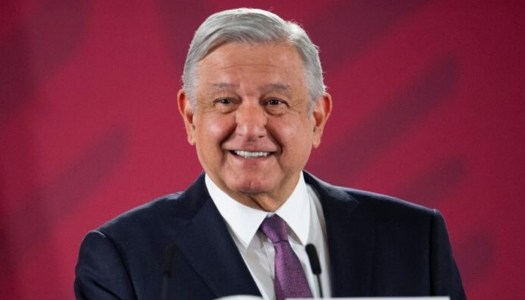 AMLO está feliz porque más de 45 millones de mexicanos lo respaldan