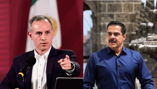 López-Gatell les da cátedra de ética a Javier Alatorre y a medios golpistas