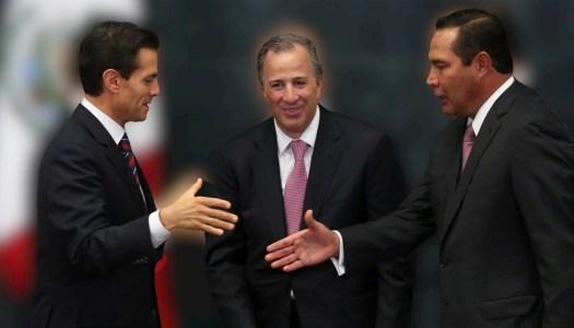 Gobierno de AMLO va tras Luis Miranda, compadre de EPN