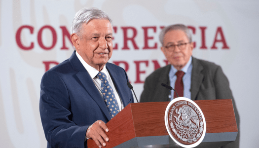 Conferencia de prensa mañanera de AMLO (01/05/2020) | En vivo