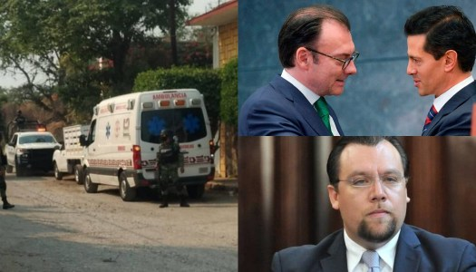 Asesinan a mano derecha de Videgaray y EPN; ligado al caso Odebrecht