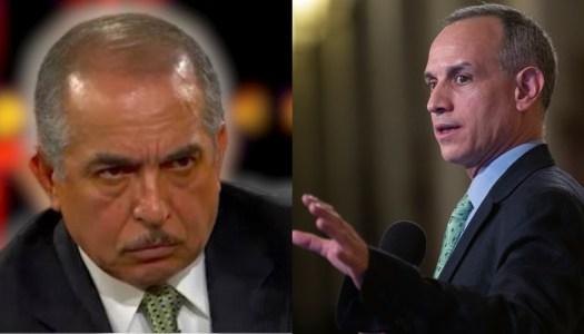 """Carlos Marín acusa a López-Gatell de """"misógino"""" y fascista"""
