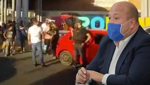 El silencio de Alfaro ante el reparto de despensas del narco en Jalisco