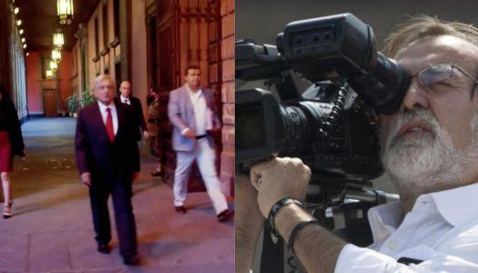Epigmenio Ibarra estrena entrevista con AMLO desde el epicentro de la 4T