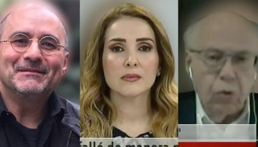 Hernández crítica entrevista a modo de Azucena Uresti a Narro y ella estalla