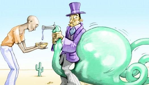 Mitos del capitalismo moderno: el PIB y la teoría del derrame