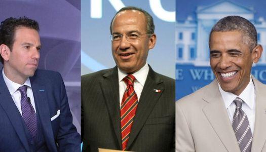 Roberta Jacobson exhibe a Calderón y Loret ataca al gobierno de Obama