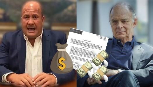 No fue sólo un millón, Krauze cobró 5 millones por halagar a Alfaro