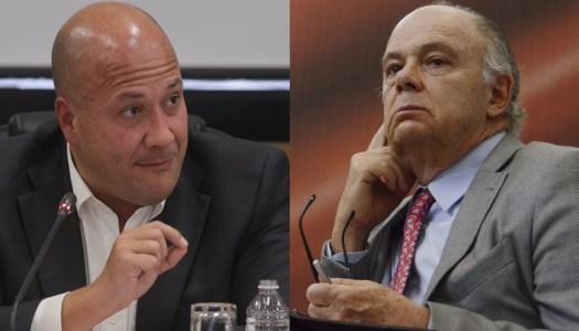 Alfaro paga más de un millón de pesos a Krauze para recibir elogios
