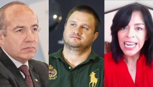 Tiembla Calderón: Anabel Hernández revela que la Barbie era informante de la DEA