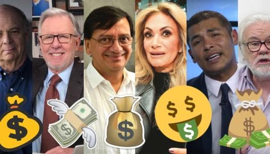 Peña Nieto repartió mil millones de pesos a medios y periodistas