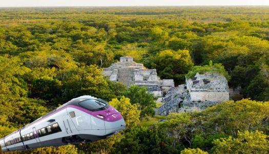 Tren Maya contrarrestaría la depredación de la selva: experto