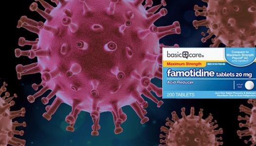 La Famotidina, fármaco para la acidez, pueda ayudar a tratar covid-19