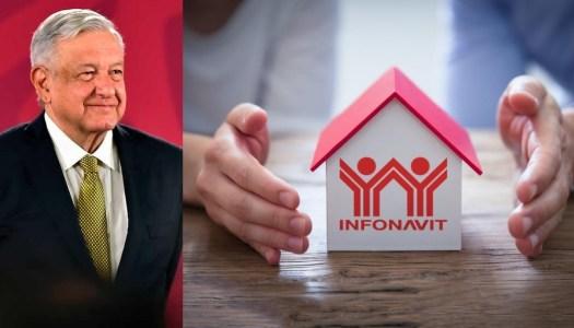 ¿Tienes crédito Infonavit? ¡AMLO dará descuentos hasta del 40% de la deuda!