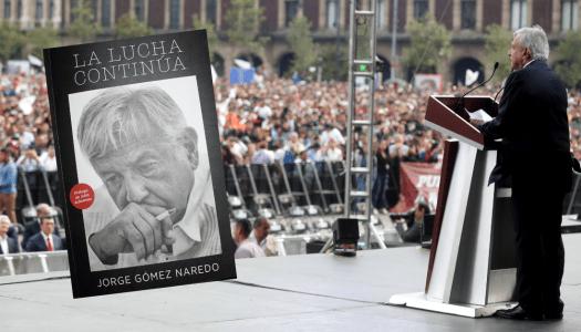 Jorge Gómez Naredo y su gran crónica sobre la victoria de AMLO