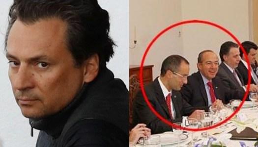 Lozoya reveló en España que Calderón fue parte del corrupto caso Odebrecht