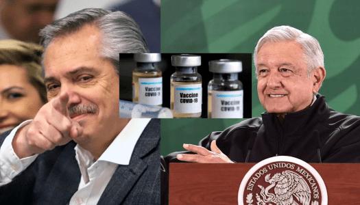 México líder mundial: producirá en noviembre vacuna contra covid-19