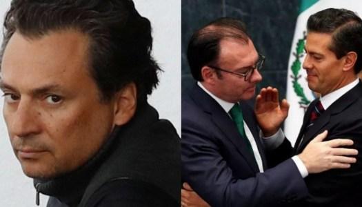 Lozoya hunde a Videgaray y EPN; los incrimina en el corrupto caso Odebrecht