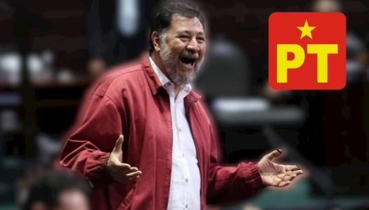 Noroña: PT es tercera fuerza y puede presidir la Cámara de Diputados