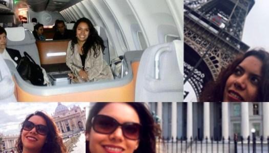 Adriana Urrea, la lideresa sindical que viajaba en primera clase con cargo a Notimex