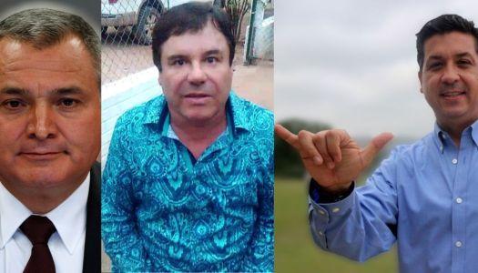 Cabeza de Vaca, el gobernador que se reunía con el Chapo Guzmán