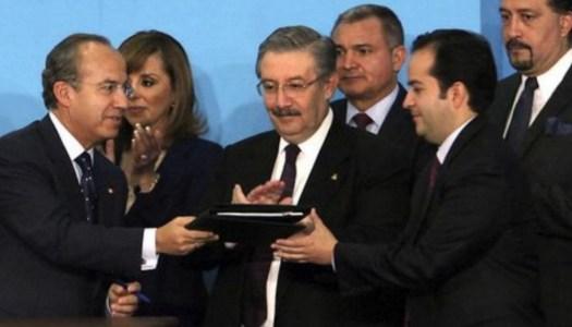 Aguilar, el ministro calderonista que se niega a enjuiciar a ex presidentes