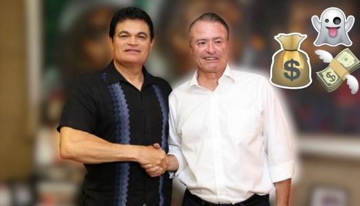 Gobiernos priistas de Sinaloa desviaron 161 millones con empresas fantasma