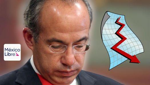 El fracaso de México Libre; la debacle de Felipe Calderón
